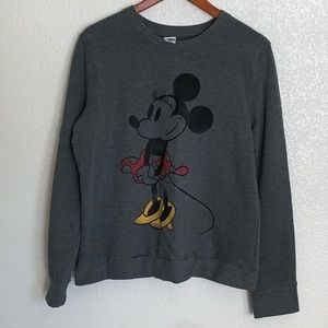 Disney Minnie Mouse Pullover Sweater
